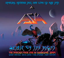 Asia - Spirit of the Night - Live in Cambridge 09