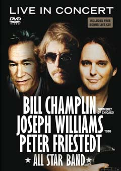 Bill Champlin Joseph Williams Peter Friestedt