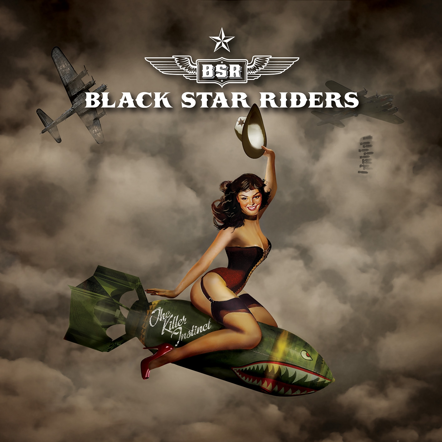 Black Star Riders – The Killer Instinct – Rec…