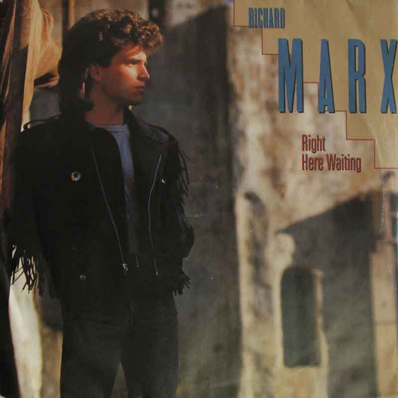 RIGHT HERE WAITING – RICHARD MARX: best of po…