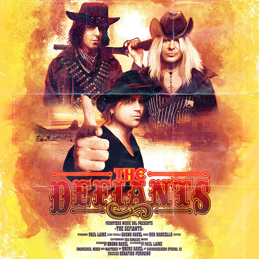 The Defiants – The Defiants – recensione