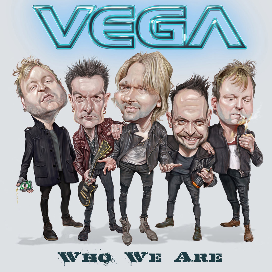 Vega – Who We Are – recensione