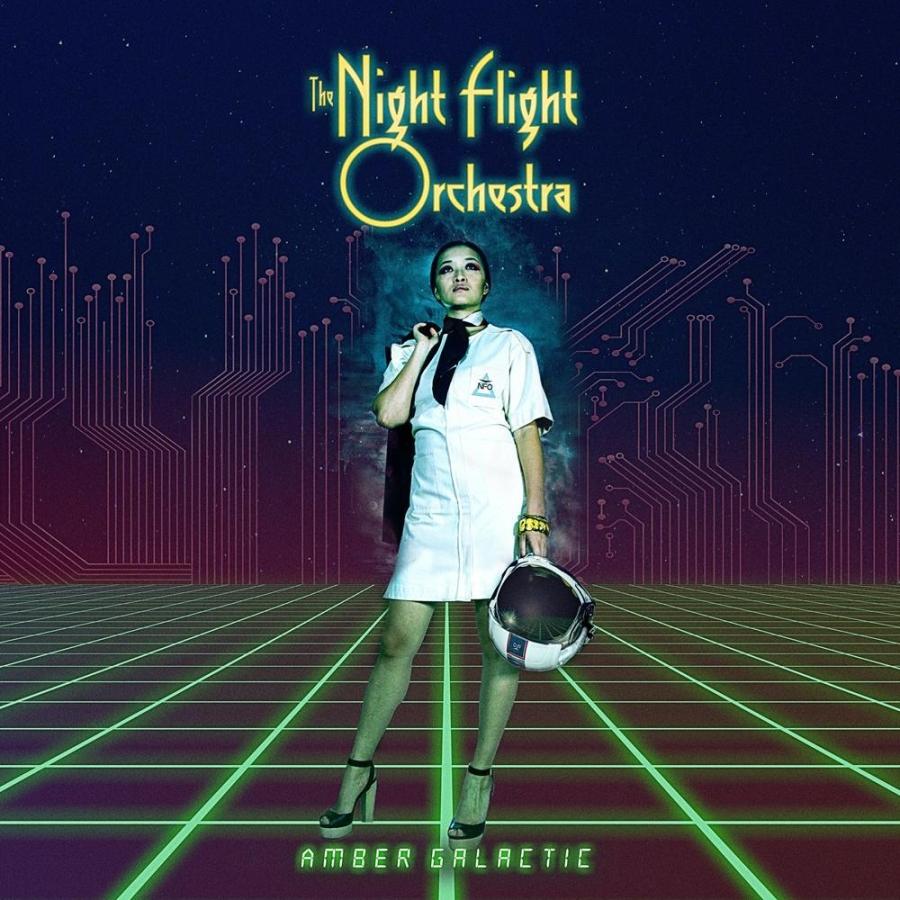 Risultati immagini per night flight orchestra amber galactic