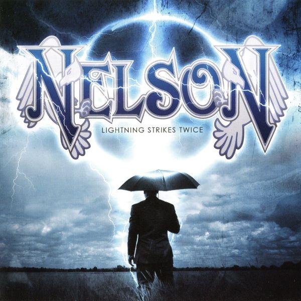 Nelson Lightning Strikes Twice Recensione Melodicrock It